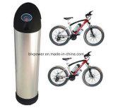 Pack batterie de grande capacité pour le pack batterie de bouteille d'eau de batterie d'E-Vélo des E-Vélos 48V13ah en Chine avec l'action
