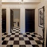 خشب داخليّ خشبيّة باب تصميم/غرفة حمّام باب تصميم