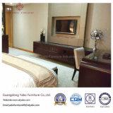 Muebles agraciados del hotel para el dormitorio de la hospitalidad con los muebles fijados (YB-815)