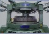 Série circular dobro da máquina de confeção de malhas de Jersey