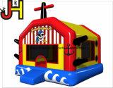 Compartimento de aventura salto insufláveis House Gurarão Navio Salto insufláveis House