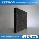 Hot Sale P6mm Indoor Installation fixe avec affichage LED 768x768mm Cabinet
