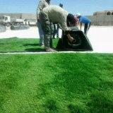Eco Mono de césped artificial para la cancha de deportes, fútbol hierba