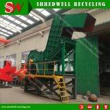 Verwendete Metallhammermühle für Schrott-Stahlaufbereitenzeile