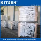Reutilizables rentables formas de aluminio y Hormigón.