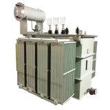 trasformatori Oil-Filled di distribuzione Palo del supporto a tre fasi di 11kv/0.4kv