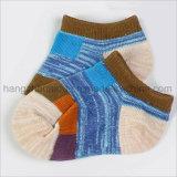 Klare Farbe Cuty Babys Baumwollkleid-Socke