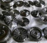 L'acier de haute précision partie par l'usinage CNC pour les machines