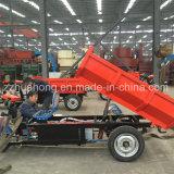 Triciclo del carico delle a buon mercato tre rotelle da vendere/autocarro con cassone ribaltabile elettrico del carico dalla Cina