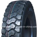 Linha reta radial do tipo de Joyall todos os pneumáticos de aço do caminhão do boi do reboque da movimentação