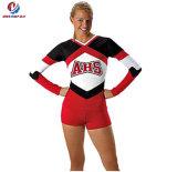 Износ 100% Cheerleading печатание втулок самого лучшего полиэфира таможни надувательства длинний сексуальный