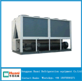 Refrigeratore raffreddato industriale dell'aria di raffreddamento di Huani