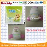 Choyer les couches-culottes remplaçables de bébé de qualité superbe de couches-culottes