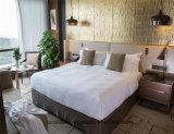 Fünf-Sternehotel-Oxford-Art-Perkal-Gewebe-Großverkauf-Bettwäsche stellte für Hotel ein