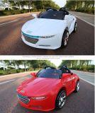 Automobile di plastica del giocattolo del capretto di sicurezza pp dell'azionamento dell'automobile elettrica di Audi