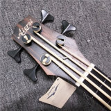 Новые дерева Bass Ukulele Fretless Java