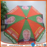 Paraguas recto estable de los acontecimientos deportivos