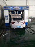 Mobile lavado automático de automóviles Máquinas tipo volcadura con cinco fábrica de fabricación de cepillos