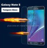 protetor da tela do vidro Tempered de Japão da alta qualidade 2.5D com o 9h à prova de explosões para a galáxia Note5 de Samsung