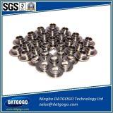Retentores de mola Titanium Ti6al4V da válvula do nitreto revestido preto de PVD