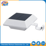 6-10W Plaza Cristal Claro de pared Jardín Solar LED Spotlight