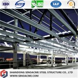 Стальной Multi-Storey Sinoacme структура торгового центра