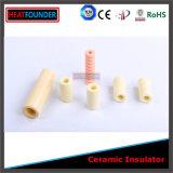Aislantes de alta resistencia de cerámica textiles 99,5% de cerámica alúmina Roller