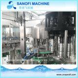 Cachetage remplissant de lavage 3 dans 1 machine de l'eau de boissons de Monoblock pour la bouteille d'animal familier
