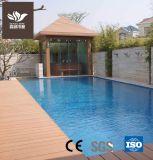 Sólido exterior imputrescíveis WPC Flooring