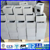 ISOは輸送箱のすみ金具178*162*118mmの寸法を測る