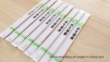 24cm Tensoge Bambuseßstäbchen mit vollem in Papier eingewickeltem