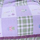 純粋な綿の子供ライト二つの部分から成った寝具セット