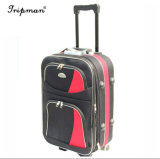 Fashion Luggage one Wheels Big Capacity Travel Bag Curry one Suitcase