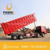 よい状態使用されたHOWOのダンプトラック12の車輪のダンプカーの熱い販売