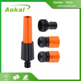 Ugello rotativo di irrigazione dell'acqua ad alta pressione dell'ugello del tubo flessibile di giardino
