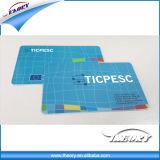 Fabricante plástico profissional Shenzhen do cartão do cartão do PVC//RFID