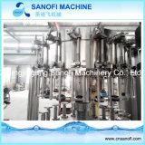 Água com gás/sumo/bebendo equipamento da máquina de enchimento