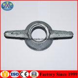China Fornecedor andaimes tubulares de aço galvanizado o pino de bloqueio do sistema