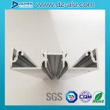 Libérer le profil en aluminium de moulage pour le tissu pour rideaux de guichet d'entrée principale de système