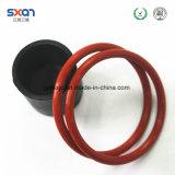 Colorida Vmq Sil elástico suave silicona caucho de la junta tórica