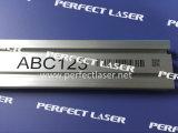 20W 30W 50W bewegliche Minifaser-Laser-Markierungs-Maschine für Ohr-Marken-Plastik
