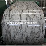 Мраморные/Flower/деревянные/кирпича шаблон оцинкованной стали с полимерным покрытием катушки PPGI/PPGL