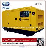 Fawde-Xichai 엔진 세륨 승인 20170906A를 가진 10kw/12.5kVA 침묵하는 닫집 디젤 엔진 발전기