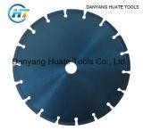 Uso en seco la cortadora de sinterizado de diamante, el disco, Lámina de Mármol y Granito/Corte Mosaico