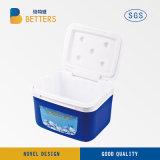 Bewegliches Rotomolded PET Plastikfisch-Eis-Kühlvorrichtung-Kasten für Fischen