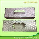 Части CNC металла подвергая механической обработке 6061 алюминиевое подвергая механической обработке обслуживание