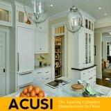 Nuovi armadi da cucina all'ingrosso di legno solido di disegno (ACS2-W19)