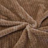 Китай дешевые рекламных коралловых флис одеяло на кровати