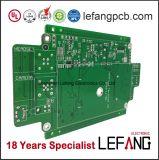 Разнослоистая доска PCB связи с отделкой HASL