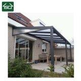 Peças de alumínio fortes do toldo do policarbonato para o telhado do pátio
